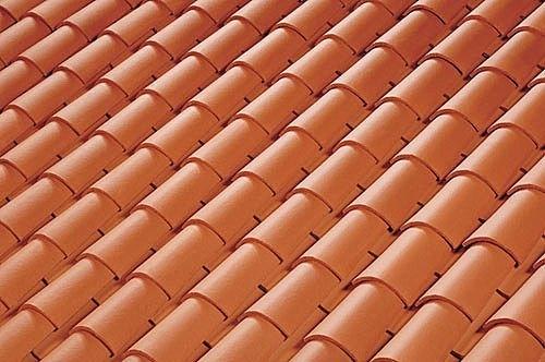 tuile terre cuite toiture