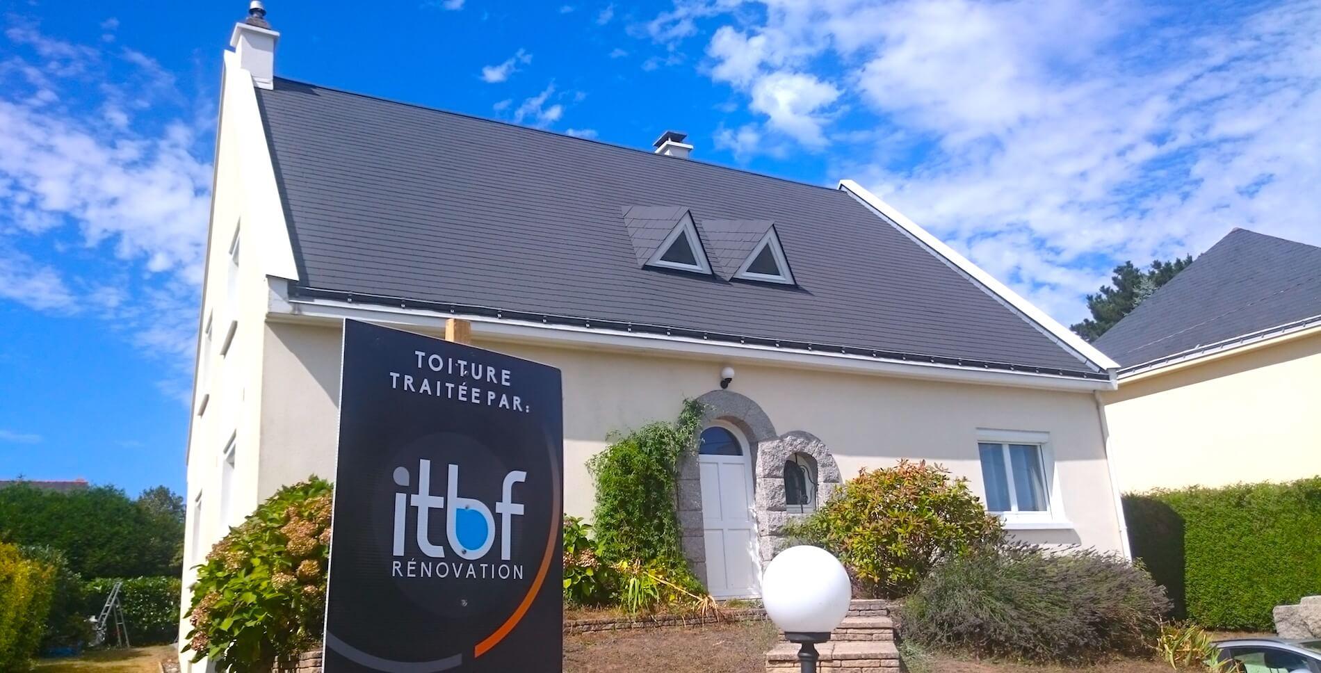 itbf renovation